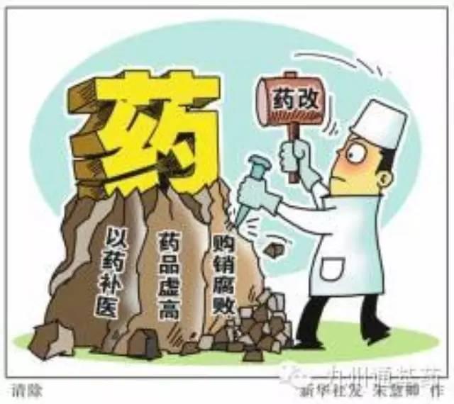 三省药招新平台大透视 药价或崩盘