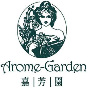 嘉芳园的微信二维码公众号:AROME-GARDEN